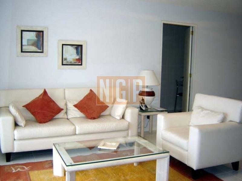 apartamento en mansa, 2 dormitorios -ref:1637
