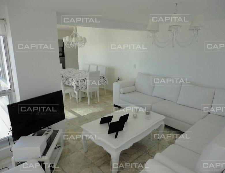 apartamento en mansa, 2 dormitorios *-ref:24809