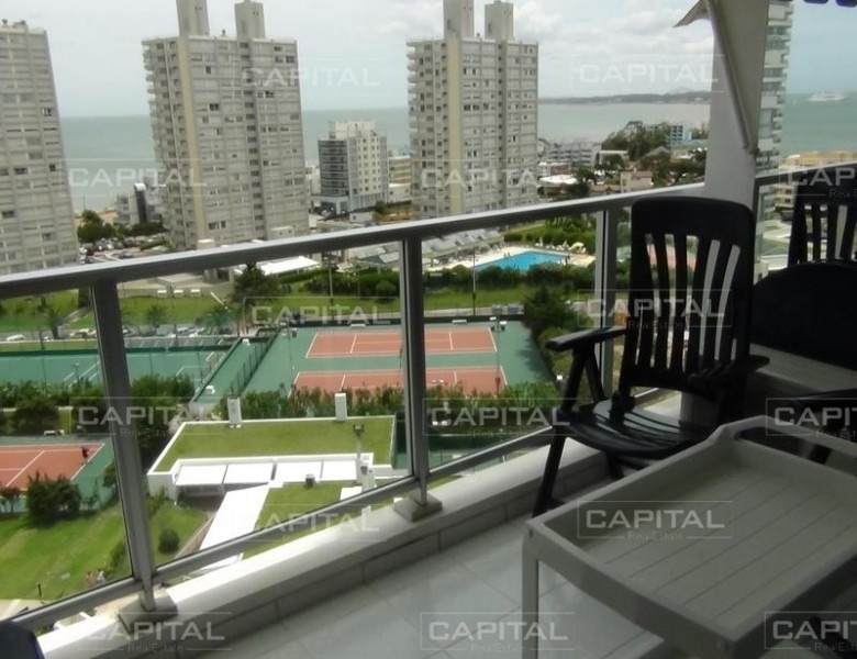 apartamento en mansa, 2 dormitorios *-ref:24971