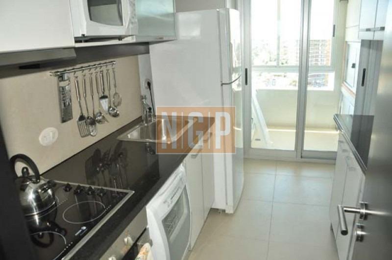 apartamento en mansa, 2 dormitorios  -ref:2965
