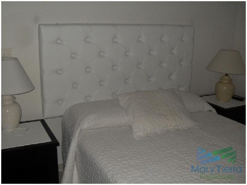 apartamento en mansa, 2 dormitorios *-ref:52