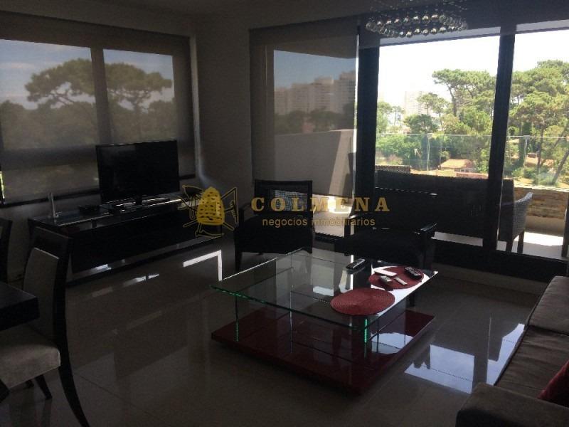 apartamento en mansa, 2 dormitorios *-ref:68