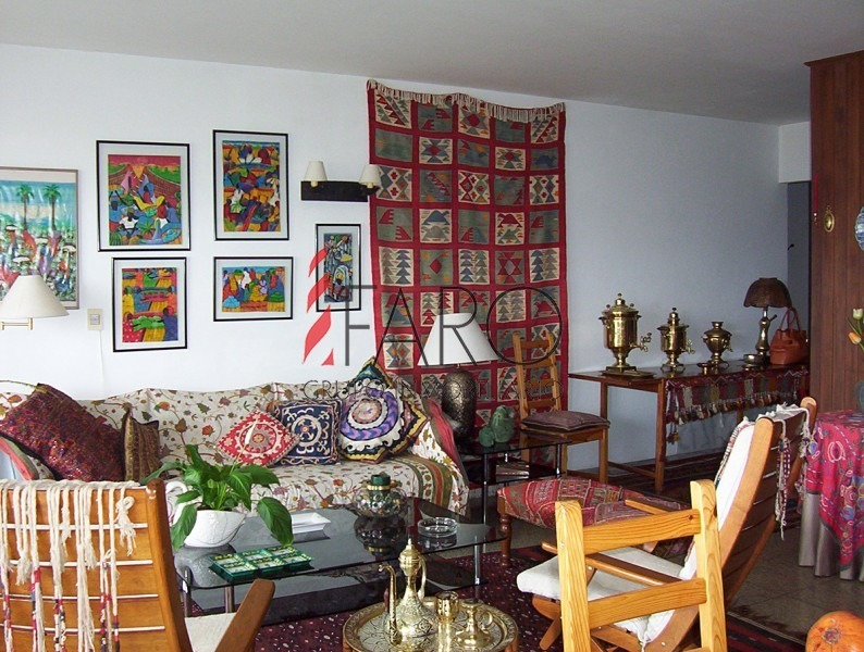 apartamento en mansa 2 dormitorios terraza garage-ref:34456
