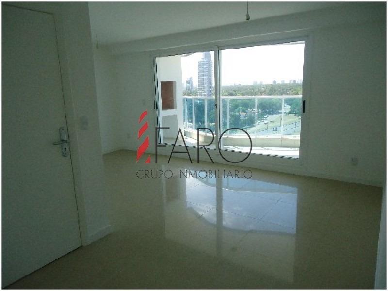 apartamento en mansa 3 dormitorios 2 baños, garage-ref:33466