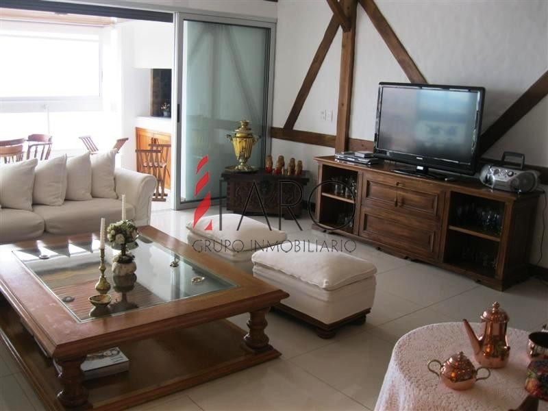 apartamento en mansa 3 dormitorios 2 baños terraza-ref:33279