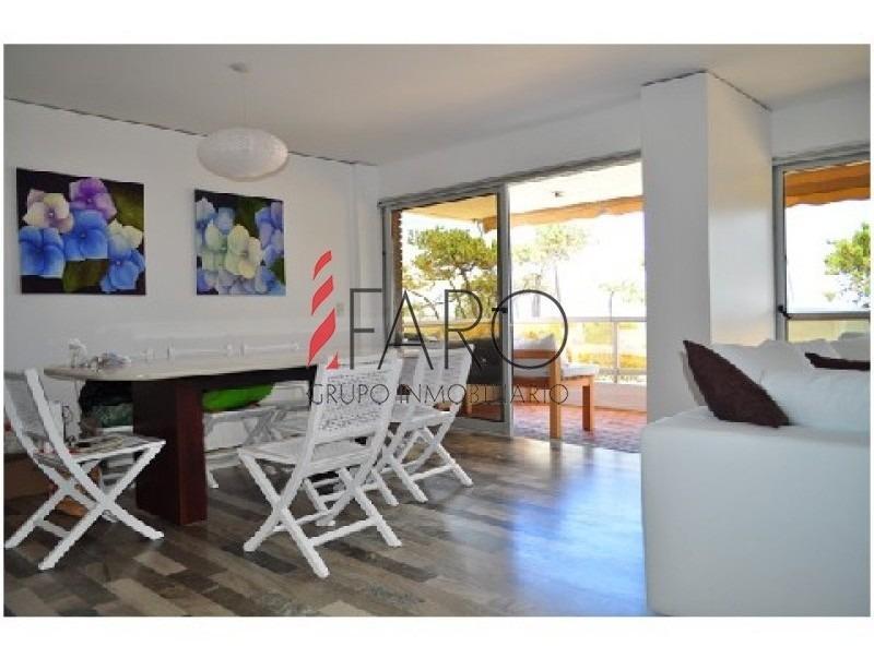 apartamento en mansa 3 dormitorios 2 baños terraza-ref:33296