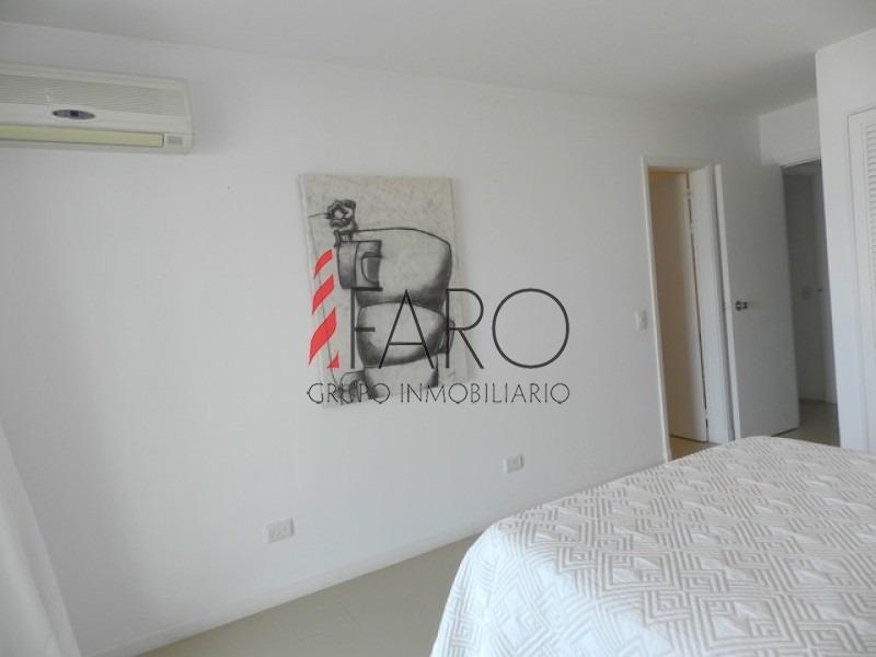 apartamento en mansa 3 dormitorios 3 baños con terraza-ref:34409