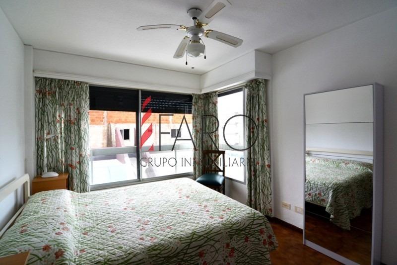 apartamento en mansa 3 dormitorios con terraza-ref:34073