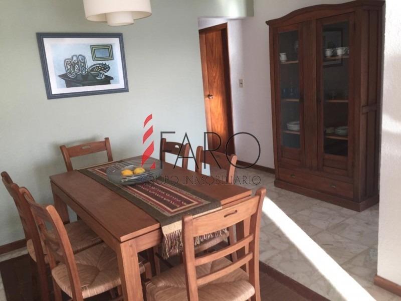 apartamento en mansa 3 dormitorios en alquiler anual-ref:36472