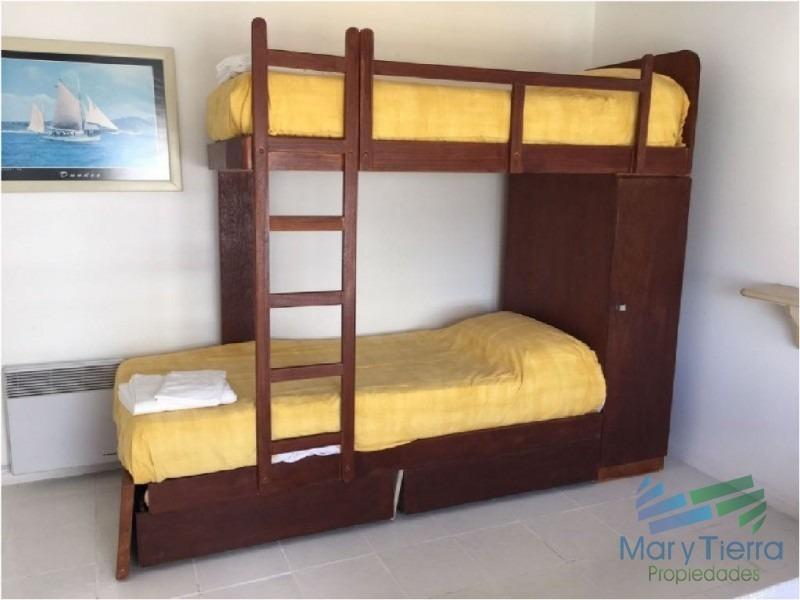 apartamento en mansa, 3 dormitorios *-ref:1385