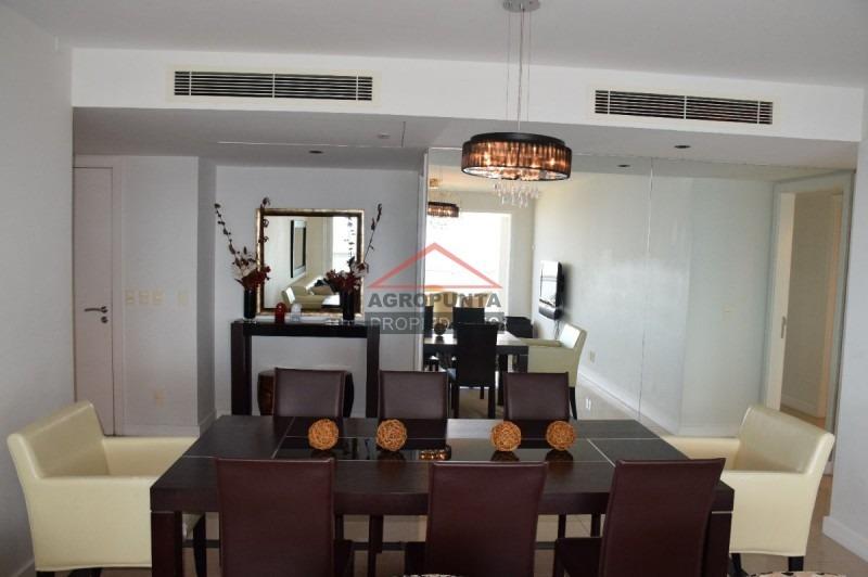 apartamento en mansa, 3 dormitorios *-ref:1734