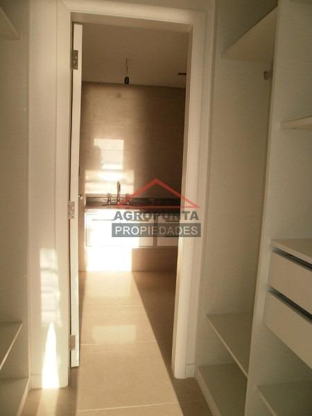 apartamento en mansa, 3 dormitorios *-ref:1889