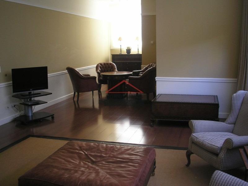 apartamento en mansa, 3 dormitorios *-ref:1935