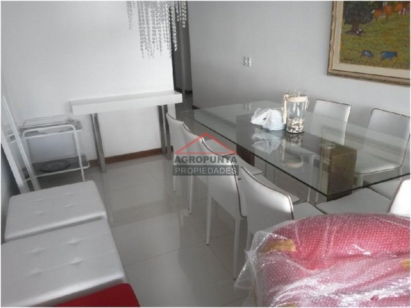 apartamento en mansa, 3 dormitorios *-ref:2499
