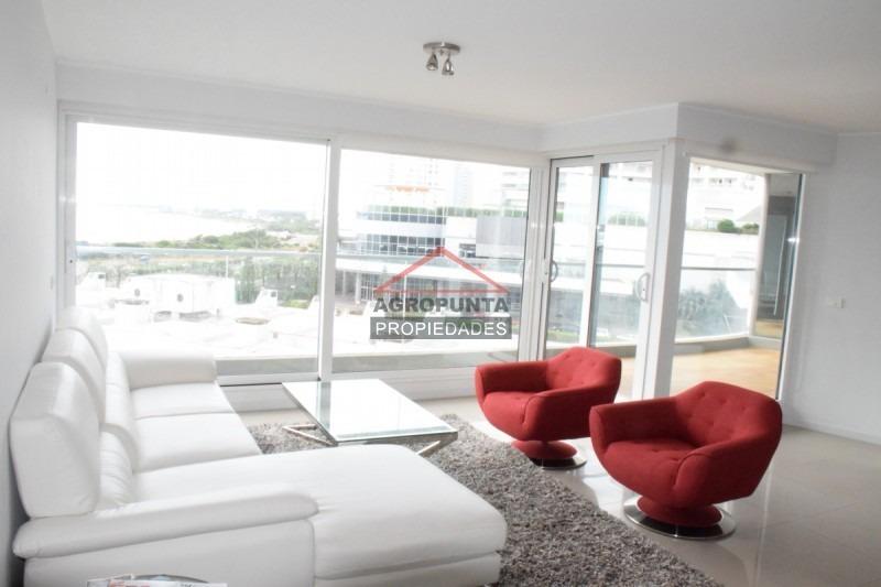 apartamento en mansa, 3 dormitorios *-ref:2850