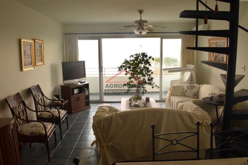 apartamento en mansa, 3 dormitorios *-ref:2991