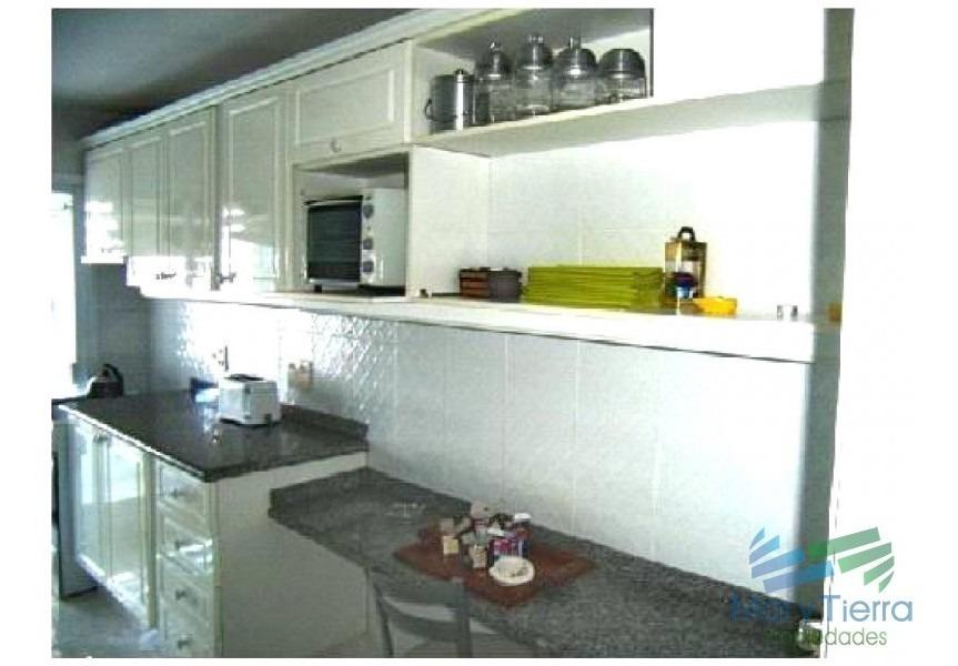 apartamento en mansa, 3 dormitorios *-ref:49