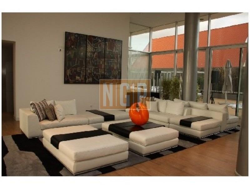 apartamento en mansa, 3 dormitorios -ref:5779