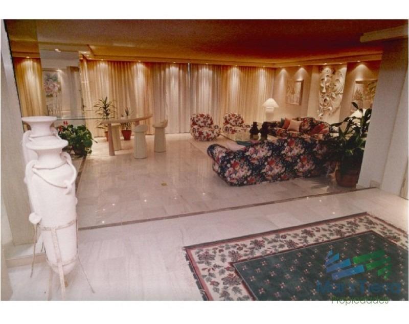 apartamento en mansa, 3 dormitorios *-ref:579
