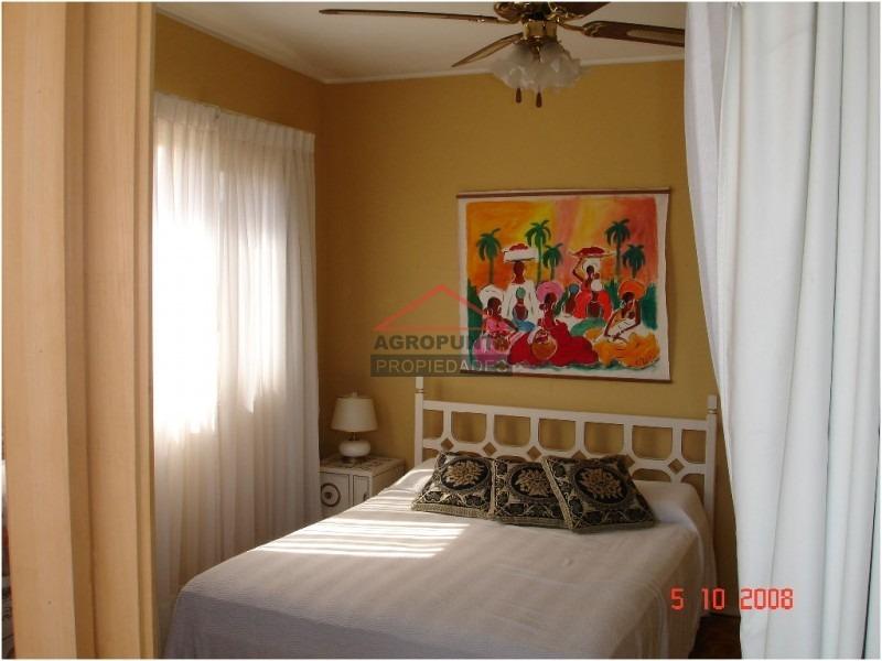 apartamento en mansa, 3 dormitorios *-ref:613