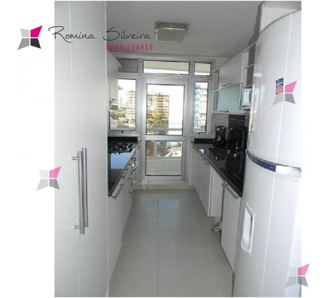 apartamento en mansa, 3 dormitorios *-ref:6140