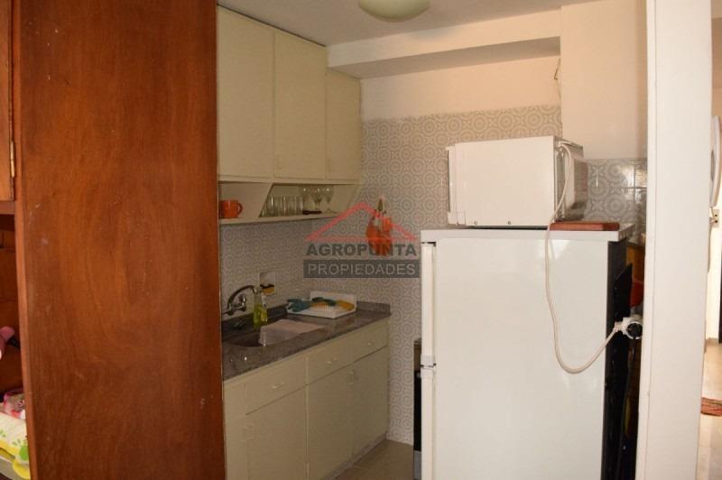 apartamento en mansa, monoambiente *-ref:2990