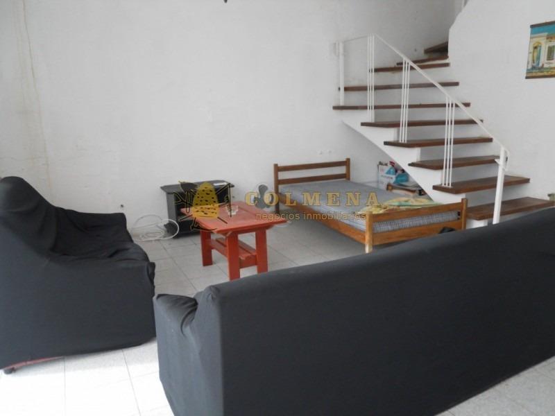 apartamento en muy buena ubicacion, de 2 dor, 2 baños en avenida italia y a 600 m del mar.-ref:1286