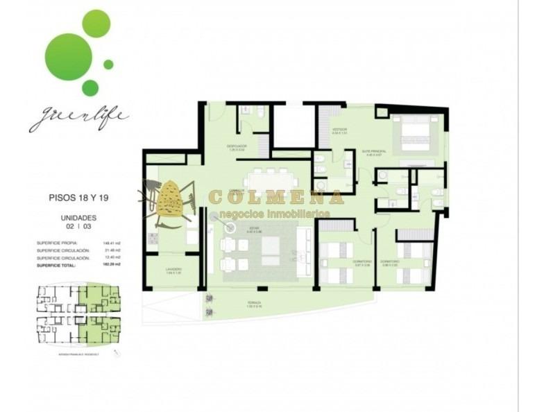 apartamento en muy buena ubicacion en roosevelt, de 1 dor con 2 baños - consulte!!!!!!!-ref:1781