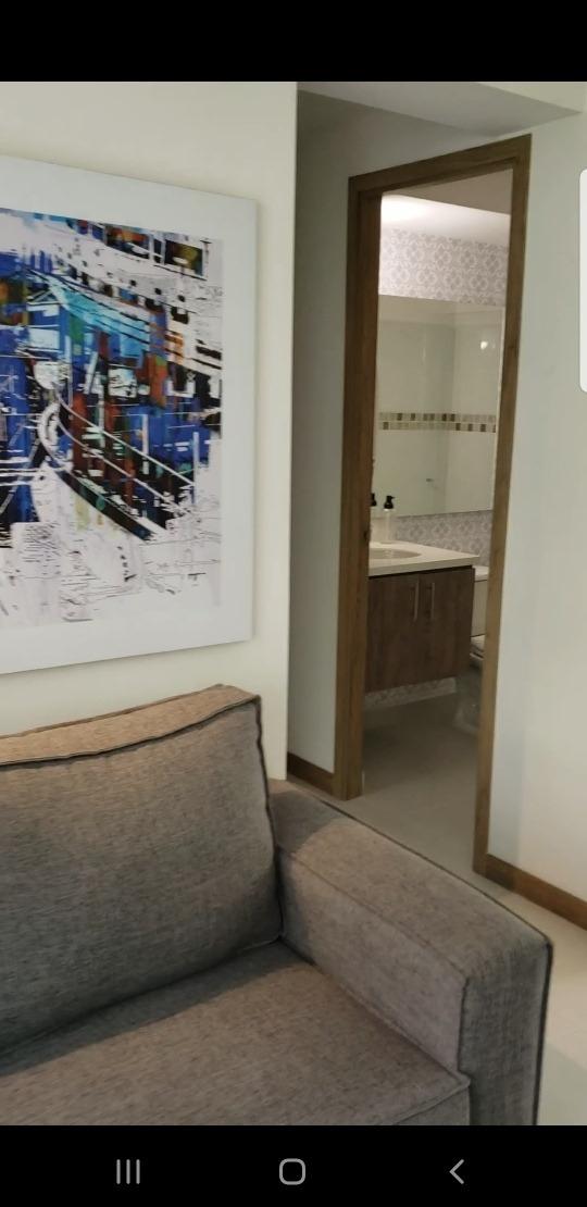 apartamento en obra gris... de 58 mts 2 sala-comedor, cocina