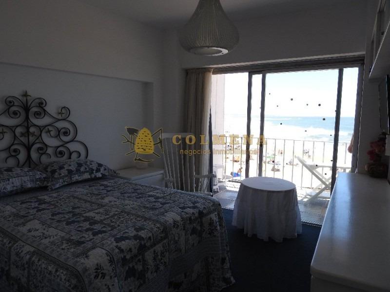 apartamento en peninsula, 1 dormitorio a metros de playa brava-ref:159