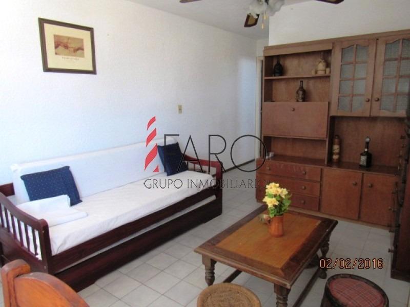 apartamento en península 1 dormitorio con cochera-ref:33893