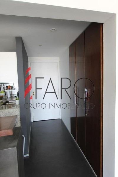 apartamento en península 1 dormitorio con garage- ref: 36024