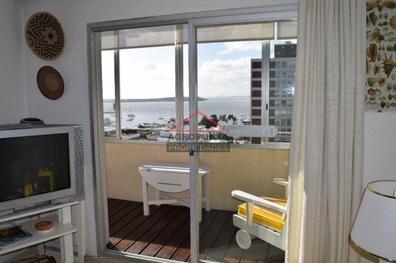 apartamento en peninsula, 1 dormitorios *-ref:2108