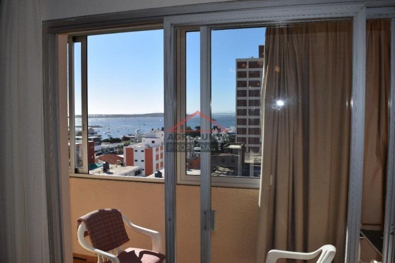 apartamento en peninsula, 1 dormitorios *-ref:2846