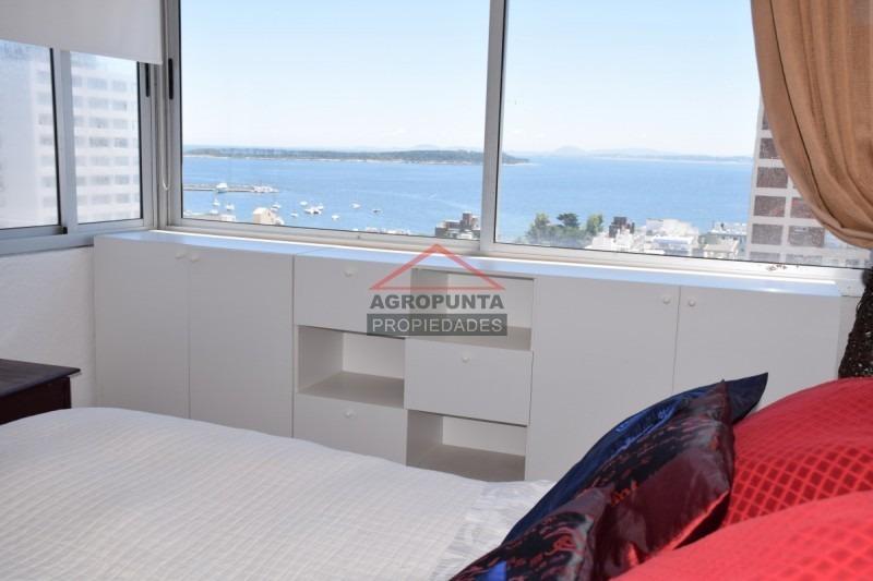 apartamento en peninsula, 1 dormitorios *-ref:837