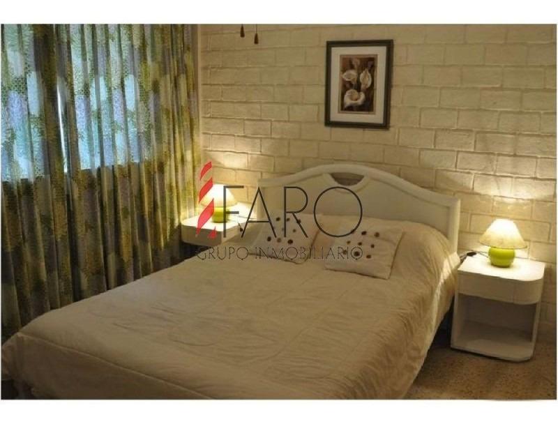 apartamento en península 1 y 1/2 dormitorios con garage- ref: 36185