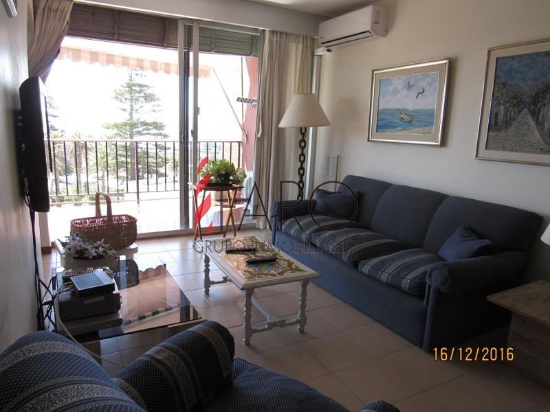 apartamento en península 2 dormitorios con garage- ref: 34604