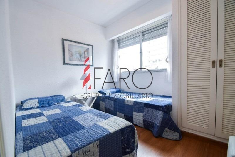 apartamento en península 2 dormitorios con terraza con vista al mar-ref:35990