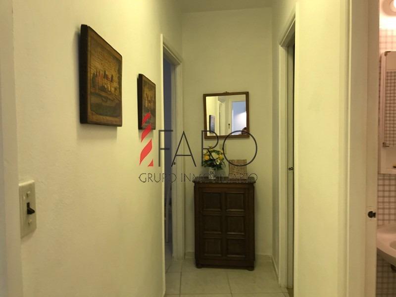 apartamento en península 2 dormitorios con terraza y garage- ref: 35986