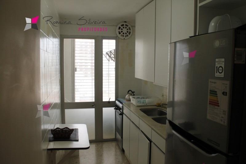 apartamento en peninsula, 2 dormitorios *- ref: 522
