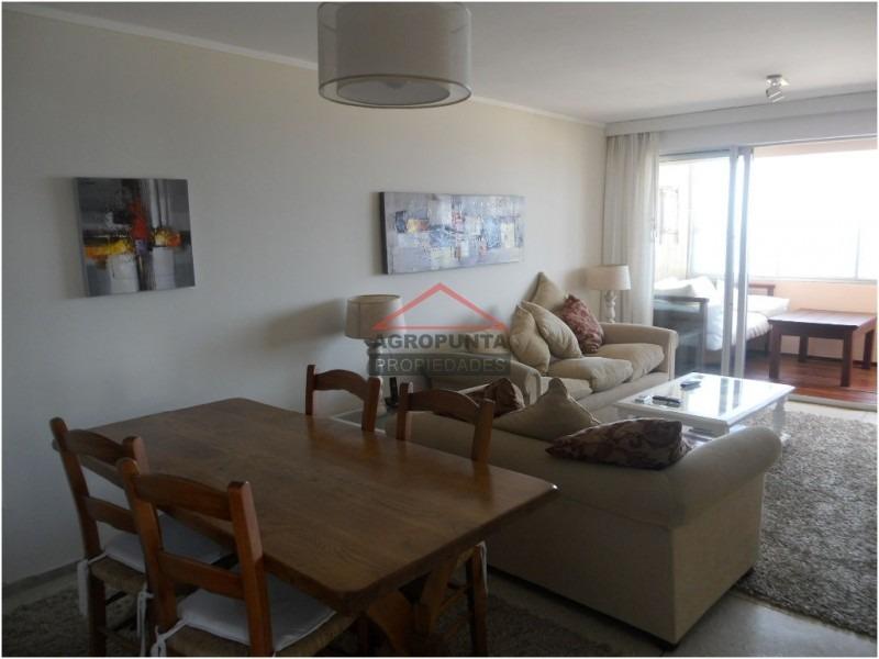 apartamento en peninsula, 2 dormitorios *-ref:1668