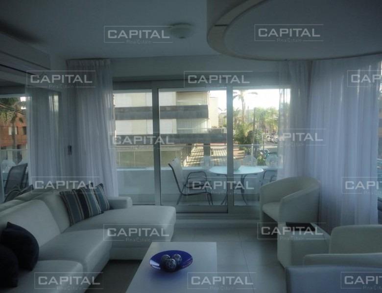 apartamento en peninsula, 2 dormitorios *-ref:25101