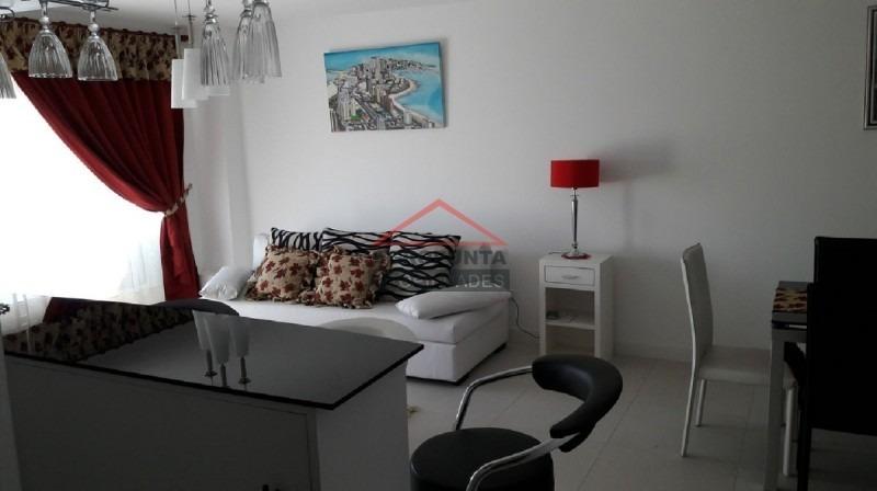 apartamento en peninsula, 2 dormitorios *-ref:2941