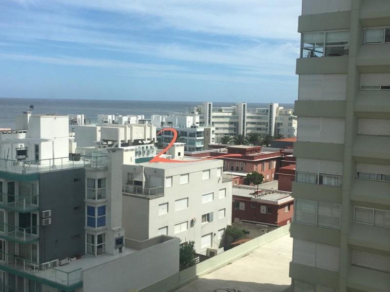 apartamento en peninsula, 2 dormitorios *-ref:4535
