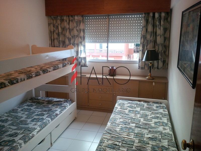 apartamento en península 3 dormitorios con garage- ref: 34396