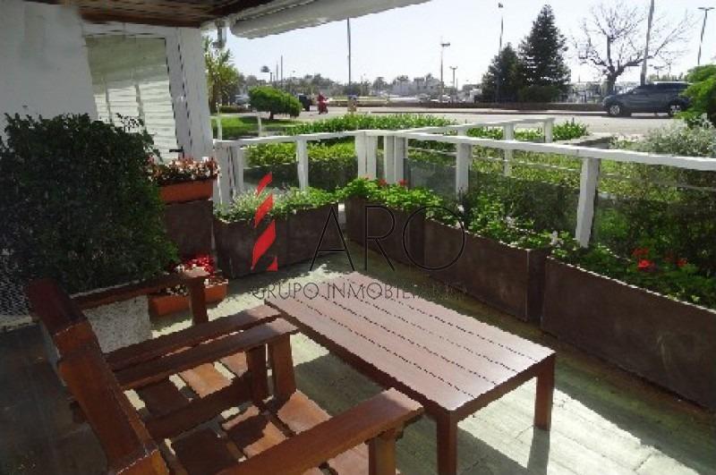 apartamento en península 3 dormitorios con terraza- ref: 34441