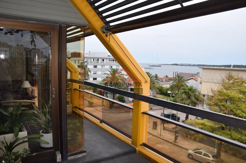apartamento en peninsula, 3 dormitorios *-ref:4768