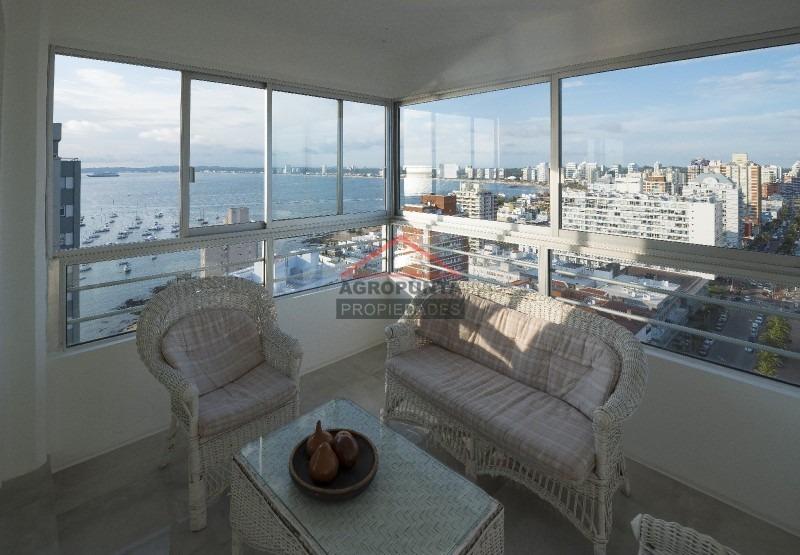 apartamento en peninsula, 3 dormitorios *-ref:4811