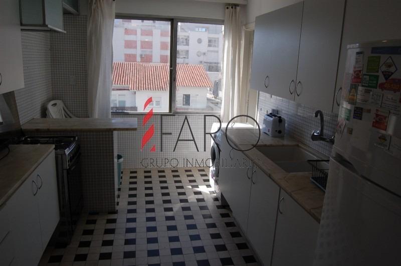 apartamento en península 3 dormitorios y servicio con garage-ref:36924