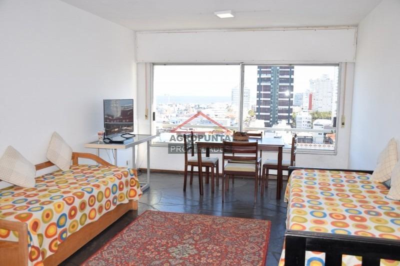 apartamento en peninsula, monoambiente *-ref:918